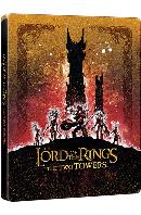 반지의 제왕: 두 개의 탑 4K UHD+BD [스틸북 한정판] [THE LORD OF THE RINGS: TWO TOWERS