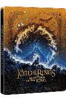반지의 제왕: 왕의 귀환 4K UHD+BD [스틸북 한정판] [THE LORD OF THE RINGS: THE RETURN OF THE KING]