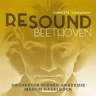 RESOUND - COMPLETE SYMPHONIES/ MARTIN HASELBOCK [리사운드 베토벤: 교향곡 전집 - 하젤뵈크]