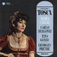 PUCCINI: TOSCA/ GEORGES PRETRE [CALLAS REMASTERED 2014] [마리아 칼라스: 푸치니 토스카]