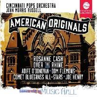 AMERICAN ORIGINALS/ JOHN MORRIS RUSSELL [신시내티 팝스 오케스트라: 미국 민요]