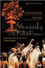 THE FIREBIRD, THE RITE OF SPRING/ VALERY GERGIEV, BALLET RUSSES [스트라빈스키: 봄의 제전,불새]