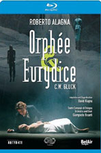 ORPHEE & EURYDICE/ <!HS>ROBERTO<!HE> ALAGNA, GIAMPAOLO BISANTI [글룩: 오르페와 유리디스]