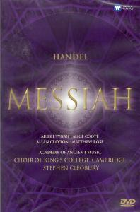 MESSIAH/ <!HS>STEPHEN<!HE> CLEOBURY [헨델: 메시아]