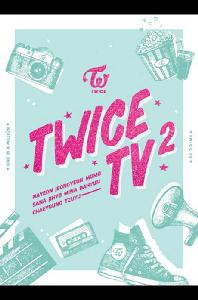 TWICE TV 2 [3DVD+포토북]