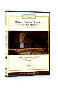 임페리얼 골드 클래식 3: 부닌 피아노 콘서트 - 쇼팽 & 드뷔시 [BUNIN PIANO CONCERT: <!HS>CHOPIN<!HE> & DEBUSSY]