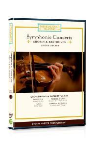 임페리얼 골드 클래식 4: 심포닉콘서트 - 쇼팽 & 베토벤 [SYMPHONIC CONCERTS: CHOPIN & <!HS>BEETHOVEN<!HE>/ RODERICK BRYDON]