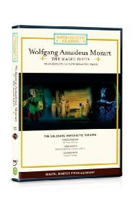 임페리얼 골드 클래식 25: 모차르트 - 인형극 마술피리 [THE MAGIC FLUTE/ FERENC FRICSAY]