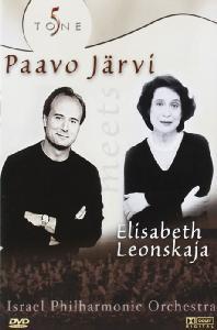 PAAVO JARVI MEETS ELISABETH LEONSKAJA [예르비 미츠 레온스카야]