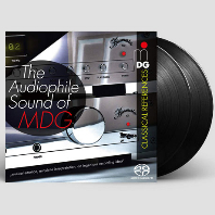 THE AUDIOPHILE SOUND OF MDG [33RPM 180G LP] [MDG 오디오파일 사운드]