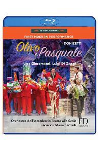 OLIVO E PASQUALE/ FEDERICO MARIA SARDELLI [도니제티: 올리보와 파스쿠알레]