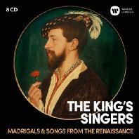 MADRIGALS & SONGS FROM THE RENAISSANCE [킹스 싱어즈: 르네상스 마드리갈과 가곡]