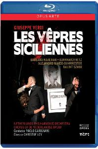LES VEPRES SICILIENNES/ <!HS>PAOLO<!HE> CARIGNANI [베르디: 시칠리아의 저녁기도]