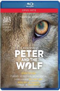 PETER AND THE WOLF/ PAUL MURPHY [프로코피에프: 피터와 늑대]