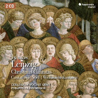 LEIPZIGER WEIHNACHTSKANTATEN, MAGNIFICAT BWV 243A [바흐: 라이프치히시절의 크리스마스 칸타타, 마그니피카트]