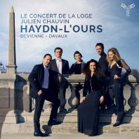 LE CONCERT DE LA LOGE - HAYDN-L`OURS [하이든: 교향곡 82번<곰>, 다보: 협주 교향곡, 드비엔느: 협주 교향곡 4번]