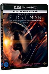 퍼스트 맨 4K UHD+BD [FIRST MAN]