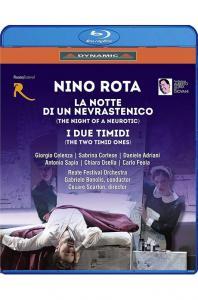 LA NOTTE DI UN NEVRASTENICO & I DUE TIMIDI/ GABRIELE BONOLIS [로타: 오페라 <신경쇠약의 밤, , 두 명의 소심한 사람>] [한글자막]