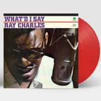 WHAT`D I SAY + 2 BONUS TRACKS [WAX TIME IN COLOR] [180G RED LP]