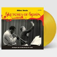 SKETCHES OF SPAIN + 1 BONUS TRACK [WAX TIME IN COLOR] [180G YELLOW LP]