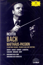 바하 마태수난곡/ 칼 리히터 [BACH/ MATTHAUS-PASSION/ KARL RICHTER/ 2DISC]