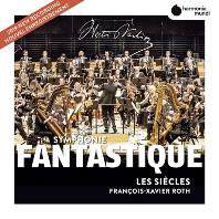 SYMPHONIE FANTASTIQUE & LES FRANCS-JUGES/ FRANCOIS-XAVIER ROTH [베를리오즈: 환상 교향곡, 서곡 <종교 재판관>]