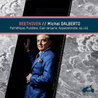PIANO SONATAS/ MICHEL DALBERTO [베토벤: 피아노 소나타 - 미셸 달베르토]