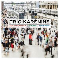 PIANO TRIOS/ TRIO KARENINE [쇼스타코비치, 드보르작, 바인베르크: 피아노 트리오 - 트리오 카레니나]