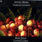 PRODUZIONI ARMONICHE/ MARIA JONAS, CONVOCE COELN [벰보: 화음의 탄생]
