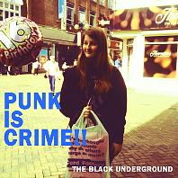 PUNK IS CRIME