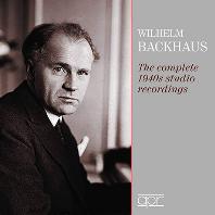 THE COMPLETE 1940S STUDIO RECORDINGS [빌헬름 박하우스: 1940년대 스튜디오 녹음 전곡]