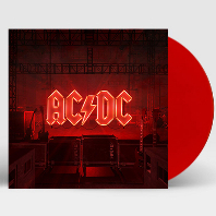 POWER UP [OPAQUE RED LP]