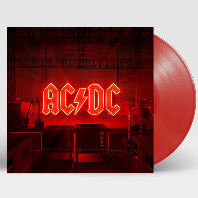 POWER UP [TRANSPARENT RED LP]