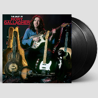 THE BEST OF RORY GALLAGHER [LP]