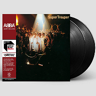 SUPER TROUPER [40TH ANNIVERSARY] [HALF SPEED MASTER] [LP] [한정반]