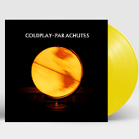 PARACHUTES [180G TRANSLUCENT YELLOW LP] [한정반]