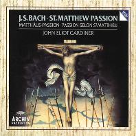 MATTHEW PASSION/ JOHN ELIOT GARDINER