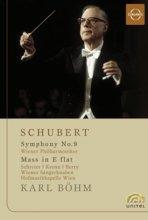 칼뵘이 지휘하는 슈베르트 교향곡 9번 [<!HS>SCHUBERT<!HE> SYMPHONY NO.9 `THE GREAT`/ KARL BOHM] [09년 3월 유로아츠 할인행사]