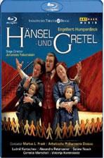 HANSEL UND GRETEL/ MARKUS L.FRANK [훔퍼딩크: 헨젤과 그레텔] [블루레이 전용플레이어 사용]