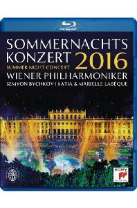 SUMMER NIGHT CONCERT 2016/ SEMYON BYCHKOV, KATIA & MARIELLE LABEQUE [2016 빈 필하모닉 여름밤 콘서트]