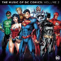 THE MUSIC OF DC COMICS VOLUME 2 [DC 코믹스 컴필레이션 2집]