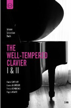 THE WELL-TEMPERED CLAVIER 1 & 2 [바흐: 평균율 1, 2권 전곡]