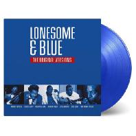 LONESOME & BLUE: THE ORIGINAL VERSIONS [180G BLUE LP] [한정반]