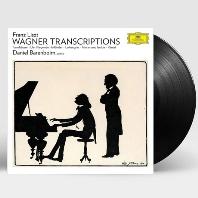 WAGNER TRANSCRIPTIONS/ DANIEL BARENBOIM [180G LP] [리스트: 바그너 편곡집 - 바렌보임]