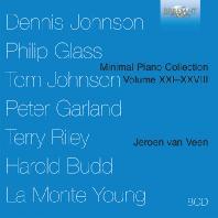 MINIMAL PIANO COLLECTION VOLUME 21-28/ JEROEN VAN VEEN [예로엔 반 빈: 미니멀 피아노 콜렉션 21-28집]