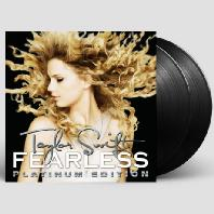 FEARLESS [PLATINUM EDITION] [LP]