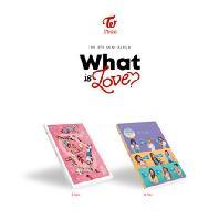 TWICE(트와이스) - WHAT IS LOVE? [미니 5집]