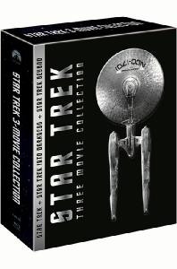 스타트렉 3 무비 콜렉션 [STAR TREK THREE MOVIE COLLECTION]