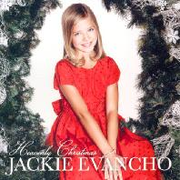 HEAVENLY CHRISTMAS Jackie Evancho - Heavenly Christmas (홍보용 음반)