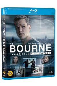 본 5 무비 콜렉션 [THE BOURNE CLASSIFIED COLLECTION]